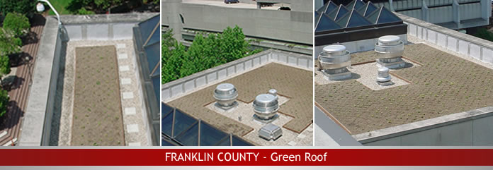 Franklin County Ohio - Green Roof Project